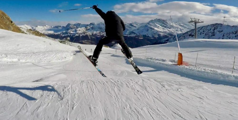 frozen action ski camps
