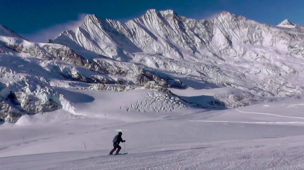ski zenit saas-fee big mountains