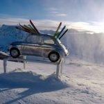 December low season skiing Val d'Isère